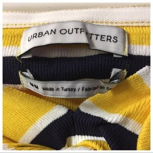 Urban Outfitters Tops - Urban Outfitters Striped Bandeau Top